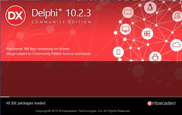 Delphi Community Edition (Diferencias y Licenciamiento)