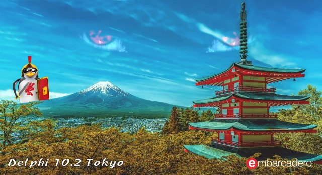 Delphi 10.2 Tokio